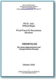 Therapiekonzept bei Fibromyalgie