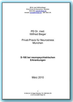 S-100 Protein bei neuropsychiatrischen Erkrankungen